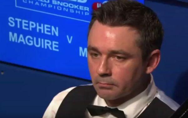 Alan McManus Snooker Világbajnokság