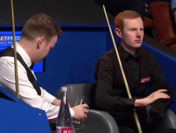 Anthony McGill Snooker Világbajnokság