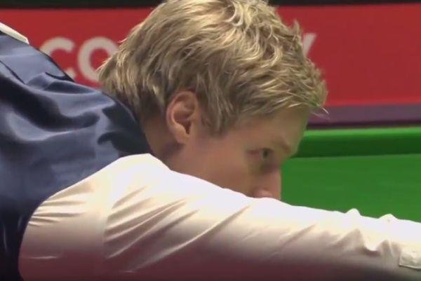 Neil Robertson - Riga Masters