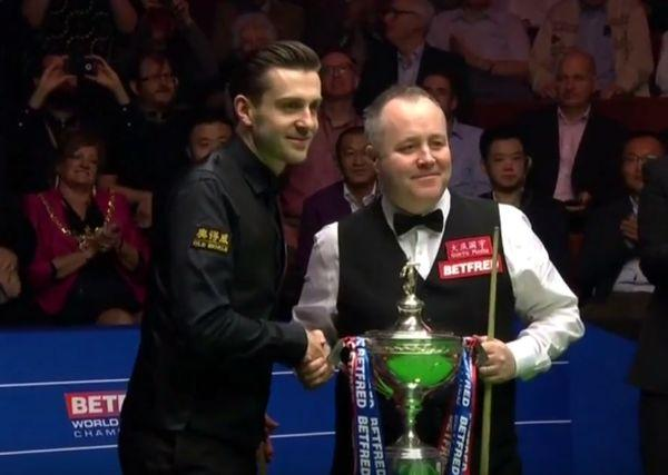 Mark Selby vs John Higgins