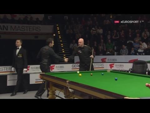 Embedded thumbnail for German Masters: Ronnie O'Sullivan már az első körben kiesett