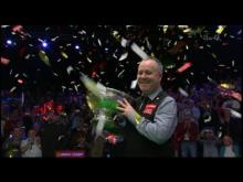 Embedded thumbnail for Higgins így ünnepelte a Champion of Champions győzelmet